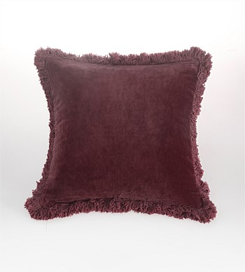 MM Linen Cushion 50x50 Sabel Rouge