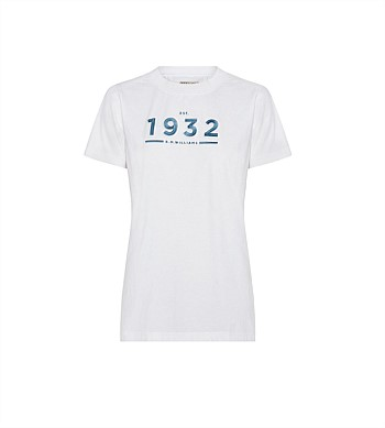 R M Williams Est 1932 Tee