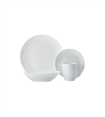 M&W Dinner Set Cosmo 16Pc