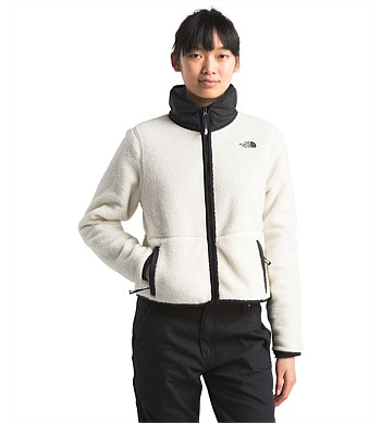 The North Face Womens Dunraven Sherpa Crop