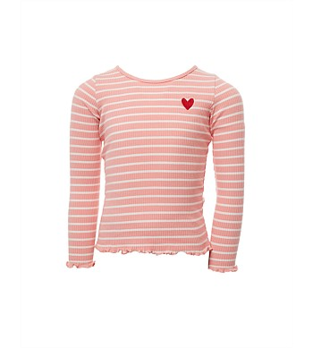 Eve's Sister Long Sleeve Butterfly Tee