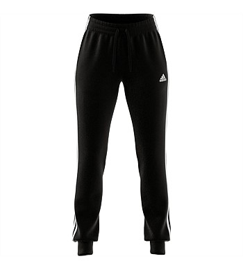 Adidas Womens 3 Stripe Slim Tapered Pant