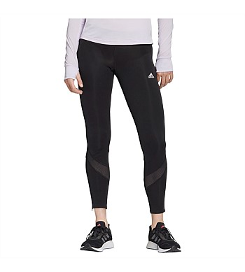 Adidas Womens Tight Own the Run Draw Cord