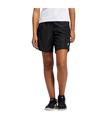 Adidas Womens Short Woven Longer