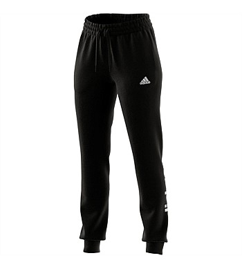 Adidas Womens Slim Tapered Cuff Pant